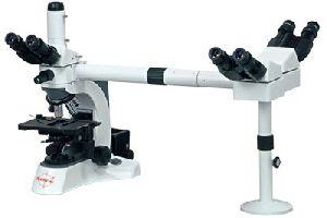 Multi Head Microscope