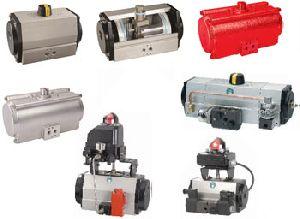 Rack Pinion Actuators
