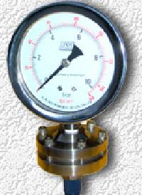 Chemical Sealed Pressure Gauge