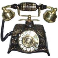 Brass Telephones