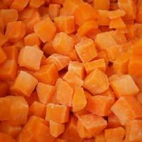 Frozen Carrot