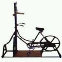 Bicycle Ergograph