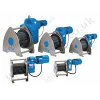 Winches Manufacturers Suppliers Amp Exporters In India