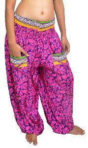 Ladies Harem Trousers