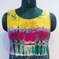 Women Tie Dye Dress