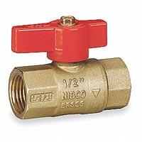 Gas Brass Valve