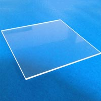 Quartz Glass Plate