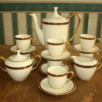 Coffee Mugs, Teapot & Tea Sets