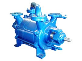 Two Stage Water Ring Vacuum Pumps