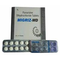 Flunarizine Tablet