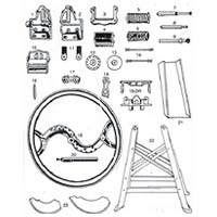 Chaff Cutter Spare Parts