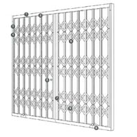MS Collapsible Gates