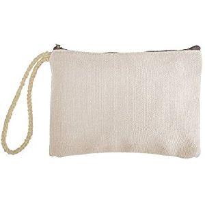 Zipper Canvas Bag