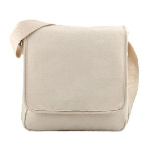 Cotton Messenger Bag