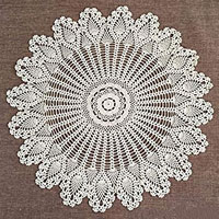 Handmade Table Cover