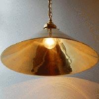 Brass Lamp Shades