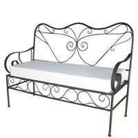 Wrought Iron Sofa