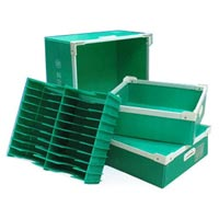 PP Corrugated Bins