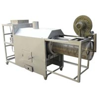 Rice Puffing Machine