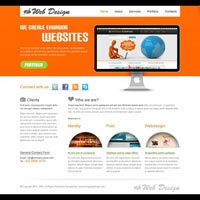 Website Template Design Services
