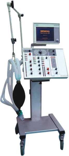 Siemens Ventilator