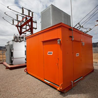Portable Substations