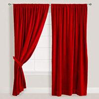 Velvet Curtain