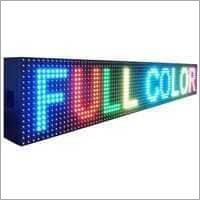 Electronic Display Boards & Light Boxes