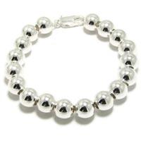Silver Beaded Jewelry