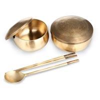 Brass Tableware