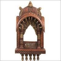 Wooden Jharokhas