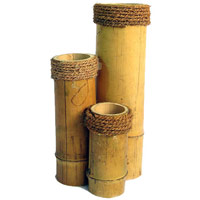 Bamboo Vases