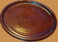 Wooden Dinner Plate