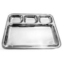 Metal Dinner Plate