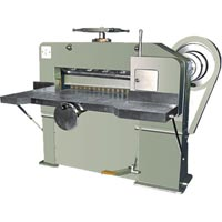 Cutting Machines & Equipment