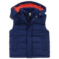 Sleeve Less Jacket