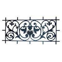 Compound Wall Grills