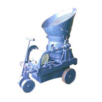 Shotcrete Machines