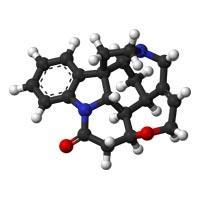 Strychnine Alkaloid