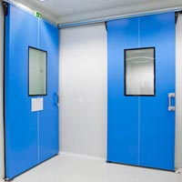 Clean Room Doors