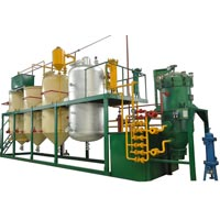 Oil Refinery Machinery