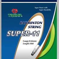 Badminton String