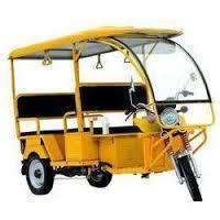 Bicycles & Rickshaws