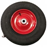 Wheelbarrow Wheels