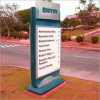 Building Sign Boards