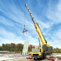 Crane Erection Services