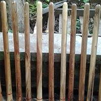 Wooden Hoe Handle