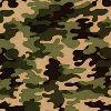Camouflage Print Fabric