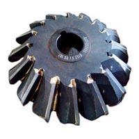 Carbide Brazed Cutter