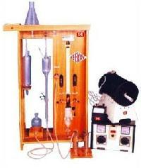 Carbon Sulphur Apparatus